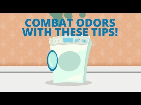 Front-Load Washer Smells? 3 Washing Machine Cleaning Tips