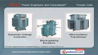 Variable Voltage Supplies (0-11000v) by Power Engineers And Consultants (Regd.) Ludhiana Ludhiana(, 2013-12-24T04:54:12.000Z)