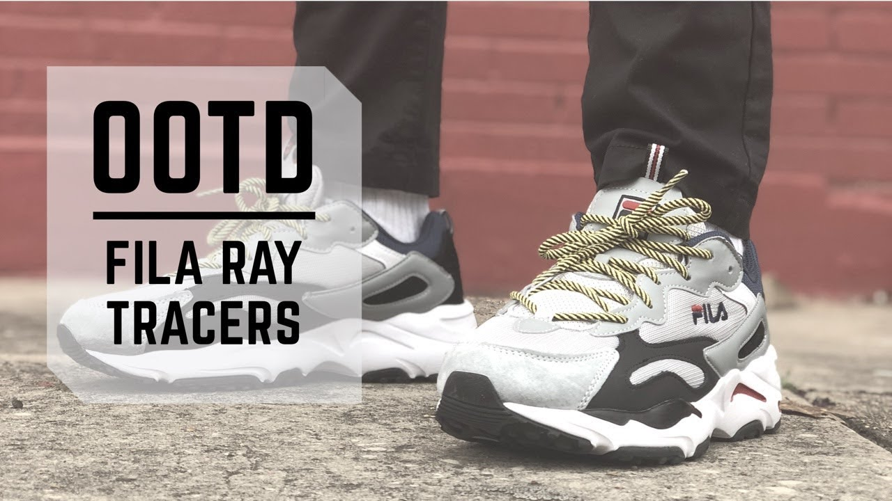 STYLE FILA RAY TRACERS