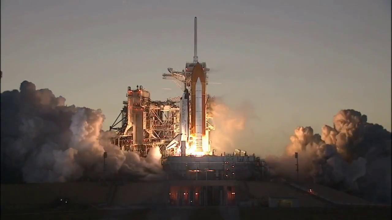 Roket fırlatma Nasa- Nasa launching a rokcket - YouTube