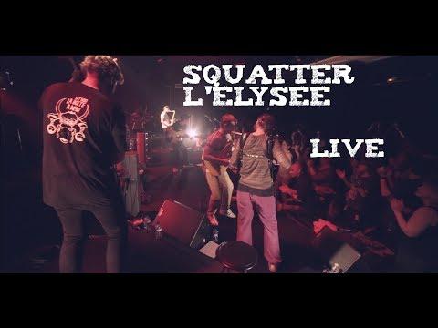Ton Zinc - Squatter l'Élysée (live @L'Alambik)