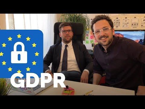 GDPR: Cosa cambia? Ne parliamo con il Legale Specializzato Alessandro Basile