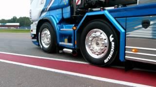 Aaltonen Scania V8 Special Transport @ Nordic Trophy pt1