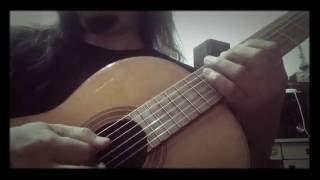 Bài tập tay phím cho (Guitar) Liên 6 - Phím 2 xuống 1 lên (Cao Minh Đức)