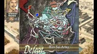 Romance of the Three Kingdoms VII [scenario 1, episode 1]