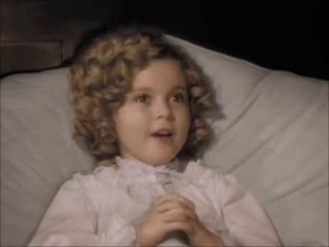 Shirley Temple Dies 8 Years Old  Dimples 1936