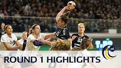 Round 1 Highlights | Group Phase | Women's EHF Cup 2019/20