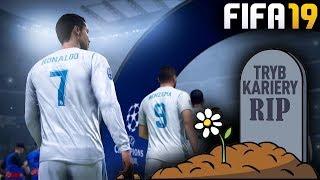 FIFA 19   Tryb kariery umrze na dobre?