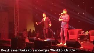 ANTARANEWS - Boyzlife di Jakarta