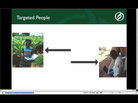 Using m-Health to Improve Access to Family Planning and Child Health Services in Malawi