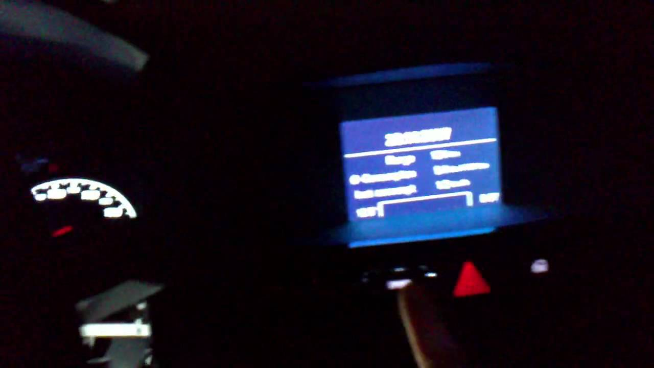 First Astra H change interior led with sport by