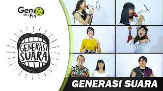 GENerasi Suara - Gen Fm & 21 Musisi Indonesia // Official Music Video Mp3