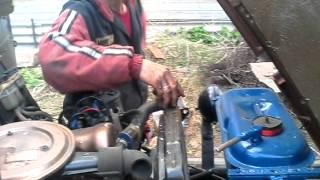 Самодельный трактор БИЗОН(Мощный., 2015-05-10T03:41:10.000Z)