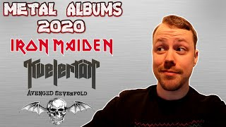 Most Anticipated Metal Albums of 2020
