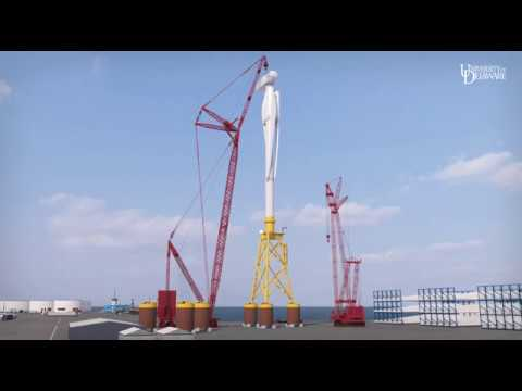 UD Researchers: Constructing Offshore Wind Turbines In Port Is Feasible And Cost Effective