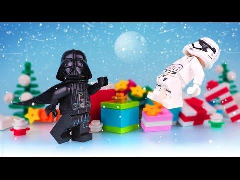 Holidays Gifts  LEGO Star Wars  Mini Movie