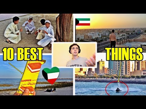 What's so GREAT about living in KUWAIT?