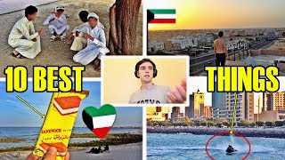 |🌍 LIVING IN KUWAIT ☀️| (10 Best Things)
