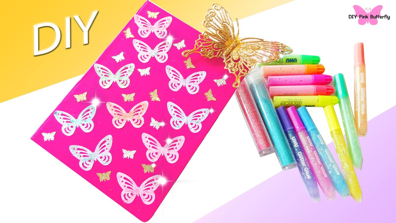 how to make diy notebook