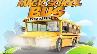 Watch Vybz Kartel School Bus video