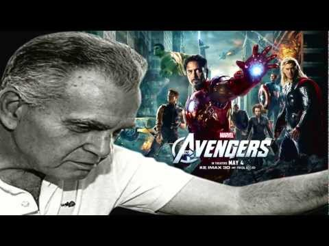 "Jack Kirby, American comic book creator tribute: ""A True Hero of Hollywood"""