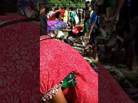 Report#16 2018 Barter Trade at Senis Market,  Bereina - Papua New Guinea