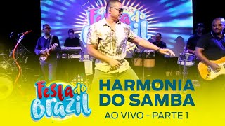 Harmonia Do Samba Ao Vivo - Parte 1 #FMODIA