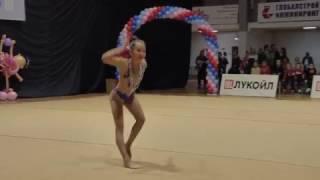 Художественная гимнастика/Метелица 2017/Диана Лим Мяч