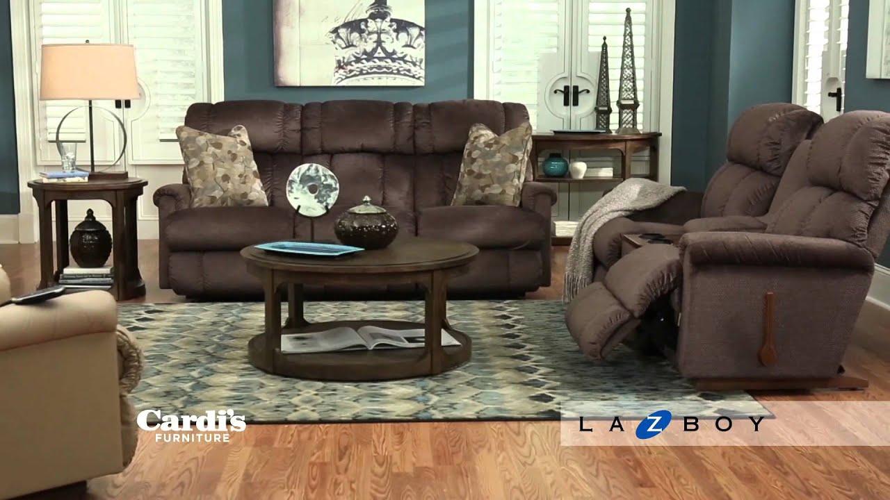 La Z Boy At Cardi S Furniture Youtube