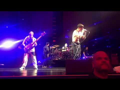 Red Hot Chili Peppers - Encore (Live Debut) - April - 24- 2017, Jacksonville, Flórida, USA