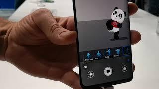 Huawei Mate 20 pro 3D scanning