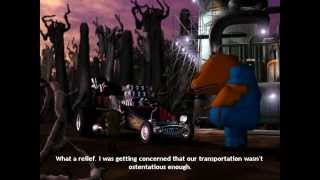 Grim Fandango - Year 1: Part 2 - Walkthrough Gameplay PC