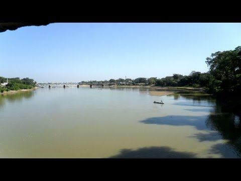Brahmaputra river - the only male river of INDIA
