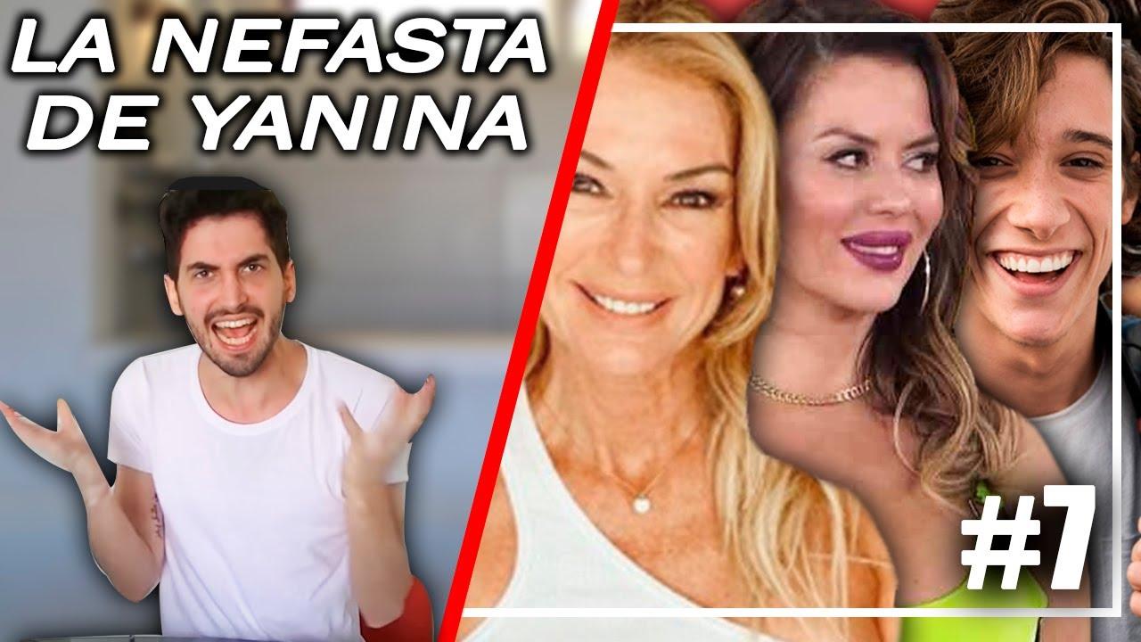 YANINA LATORRE VS KARINA JELINEK. LA LLEGADA DEL PEOR PROGRAMA DEL AÑO. BASURA SEMANAL #7