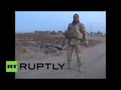 Iraq: 45 ISIS fighters reportedly killed in Iraqi army attack *GRAPHIC*