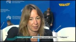В Астане завершился первый день VIII Международного экономического форума(Казахстан намерен повторить успехи Дубаев в экономической сфере. Астана примерит на себя модель Дубайског..., 2015-05-21T15:18:20.000Z)