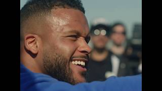 NFL 100 Super Bowl LIV Teaser | Aaron Donald and Joey Bosa