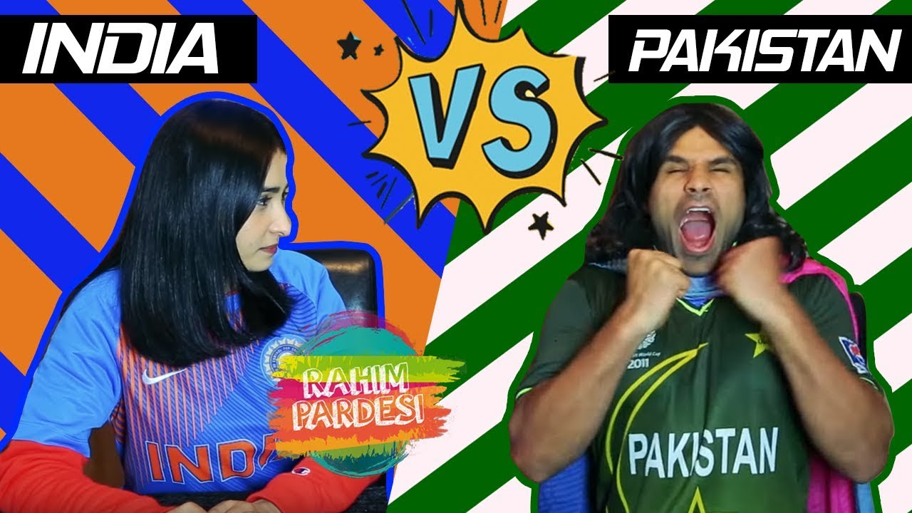 India Vs Pakistan | Rahim Pardesi | Desi Tv Entertainment