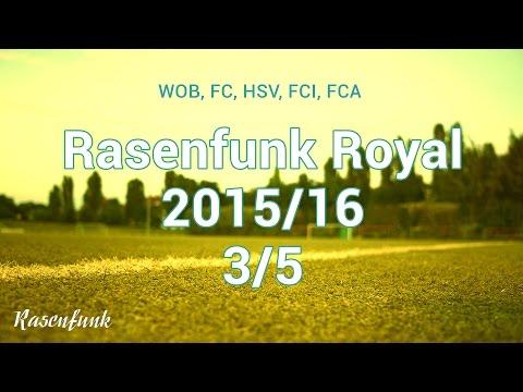 Saisonbilanz: Wolfsburg, Köln, Hamburg, Ingolstadt und Augsburg im Rasenfunk Royal