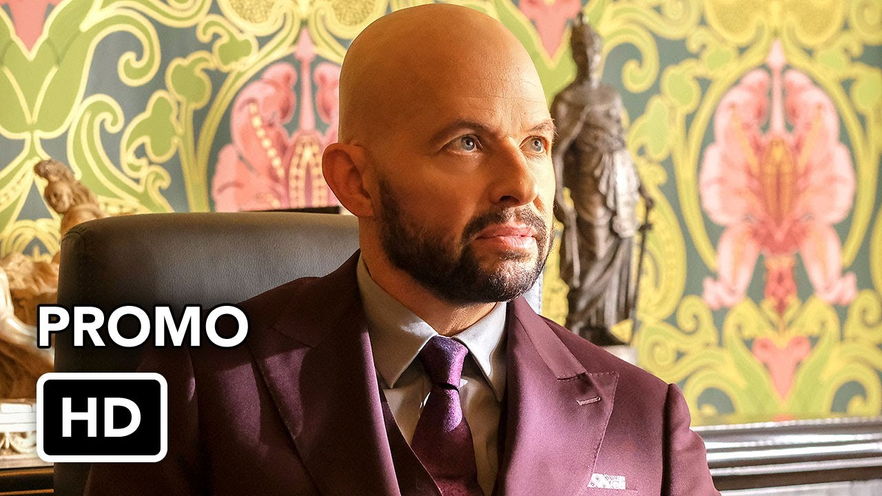 """Download Supergirl 6x17 Promo """"I Believe in a Thing Called Love"""" (HD) ft. Jon Cryer"""