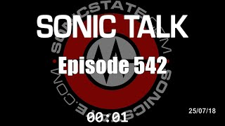 Sonic TALK 542 - Does Velocity Work In Space?