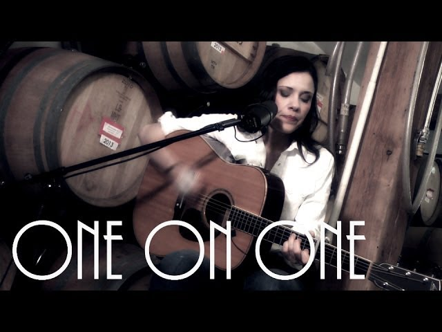 ONE ON ONE: Shannon McNally May 5th, 2014 City Winery New York Full Set