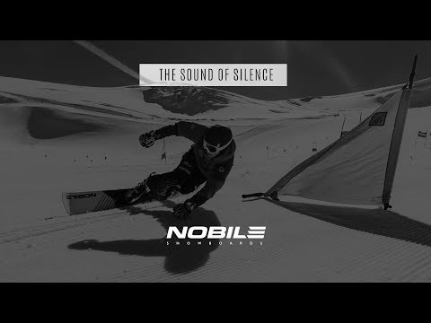 NOBILE RACE SNOWBOARD: The sound of silence