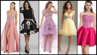 Trendy Homecoming Dresses Collection - Homecoming Outfit Ideas