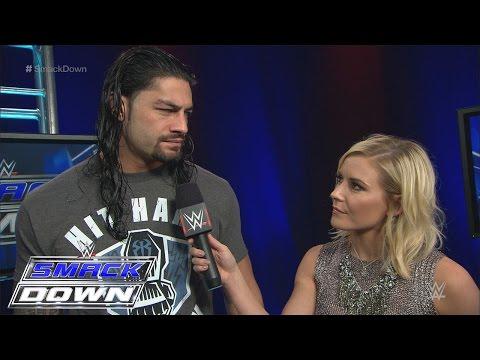 Roman Reigns Ist Bereit Für Die Spitze Des Berges: SmackDown – 12. November 2015