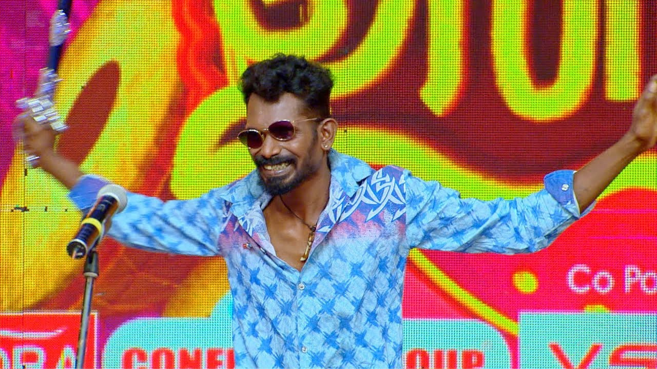 Comedy Utsavam│Flowers│Ep# 129