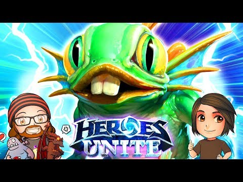 Heroes Unite: Murky | Heroes of the Storm | MFPallytime, ggMarche & Trikslyr