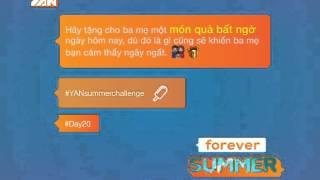 yan summer challenge - day20