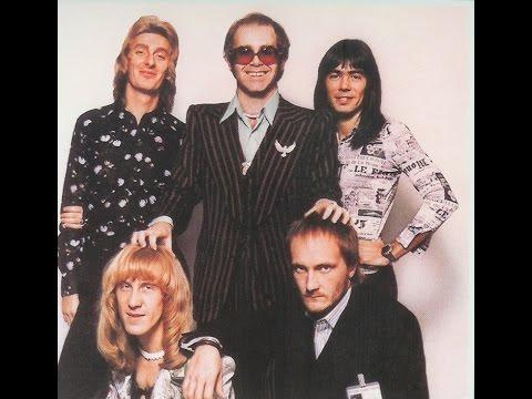 Elton John - House of Cards (1974) With Lyrics!