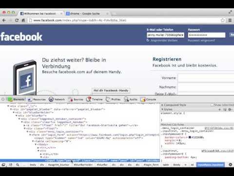 Facebook PaГџwort ZurГјcksetzen